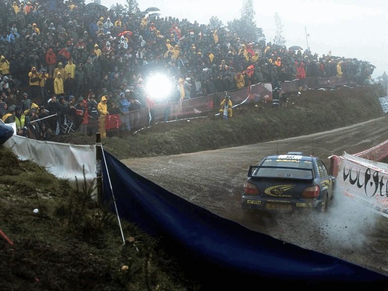 2001 Subaru Impreza WRC 483090