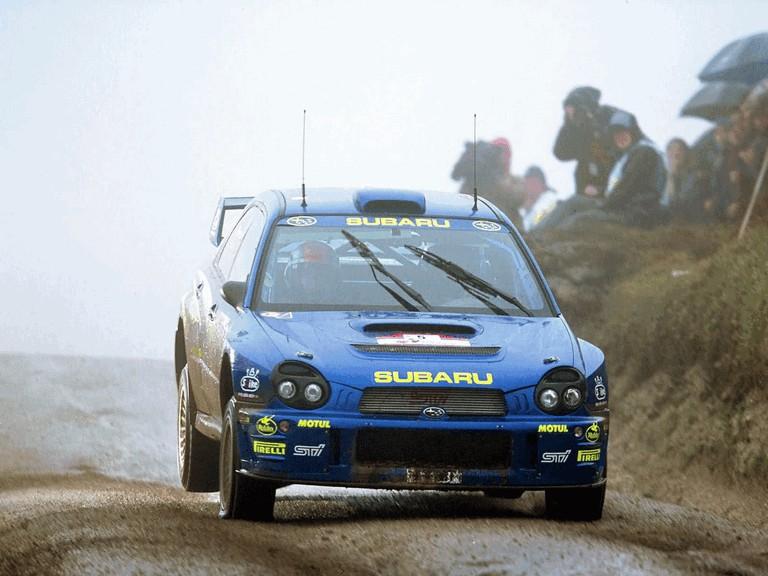 2001 Subaru Impreza WRC 483094