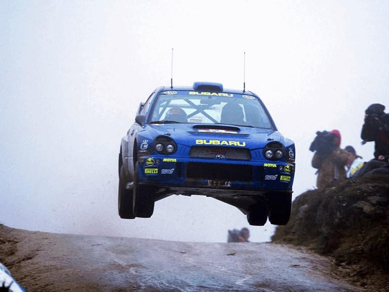 2001 Subaru Impreza WRC 483097