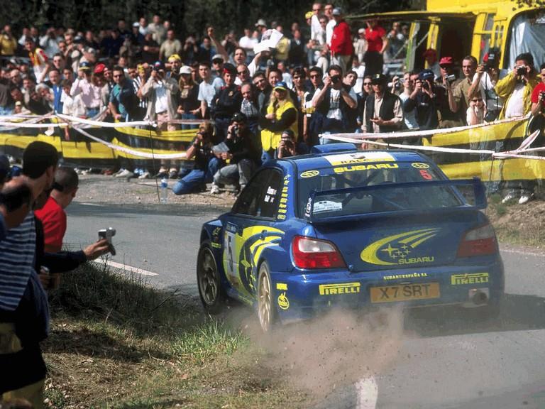 2001 Subaru Impreza WRC 483123