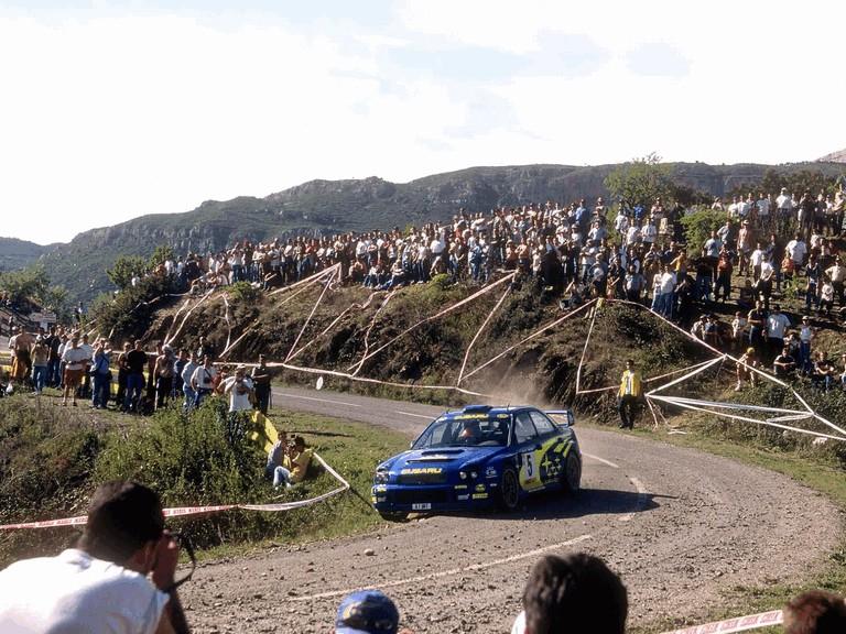 2001 Subaru Impreza WRC 483125