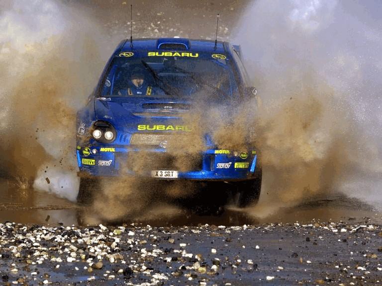 2001 Subaru Impreza WRC 483128