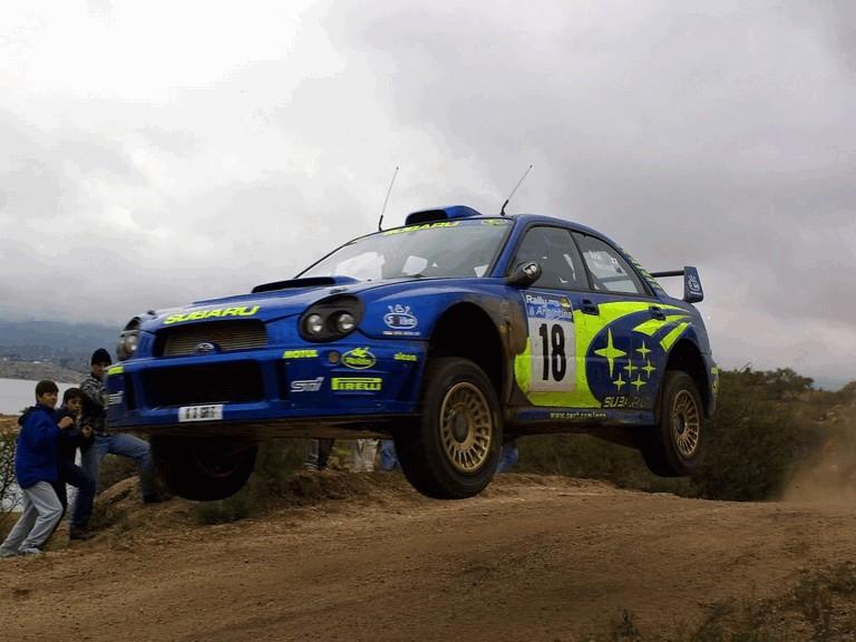 2001 Subaru Impreza WRC 483130