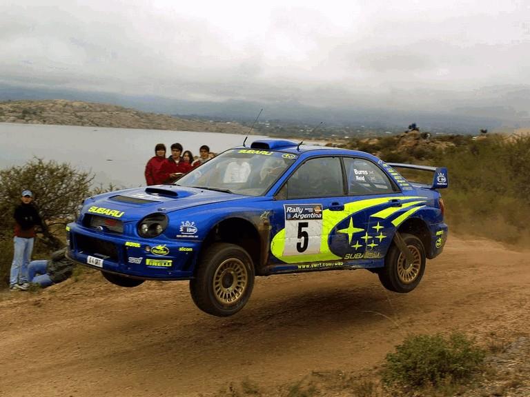 2001 Subaru Impreza WRC 483131
