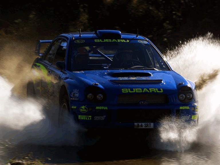 2001 Subaru Impreza WRC 483137