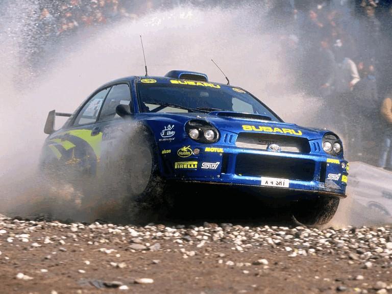 2001 Subaru Impreza WRC 483146