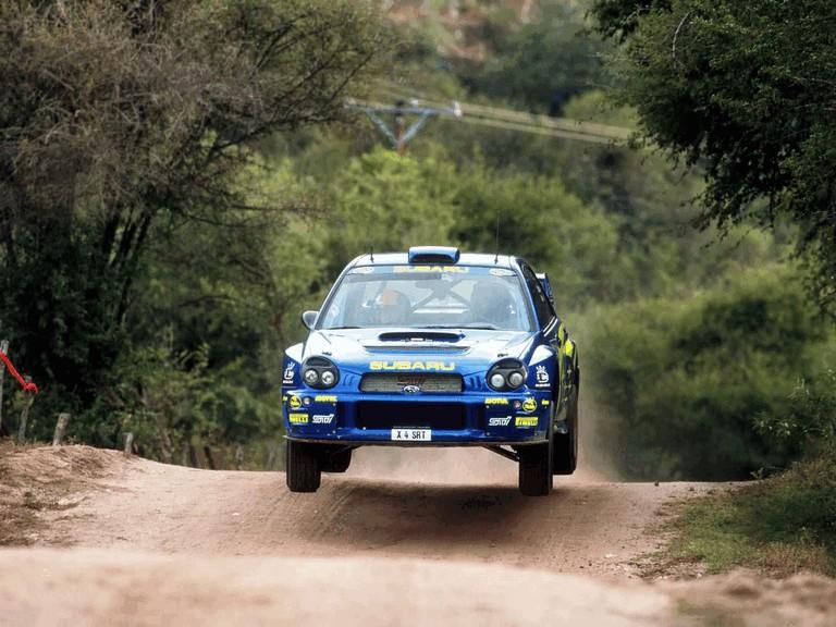 2001 Subaru Impreza WRC 483147