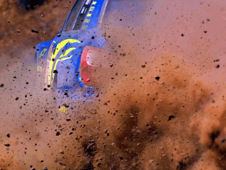 2001 Subaru Impreza WRC 483159