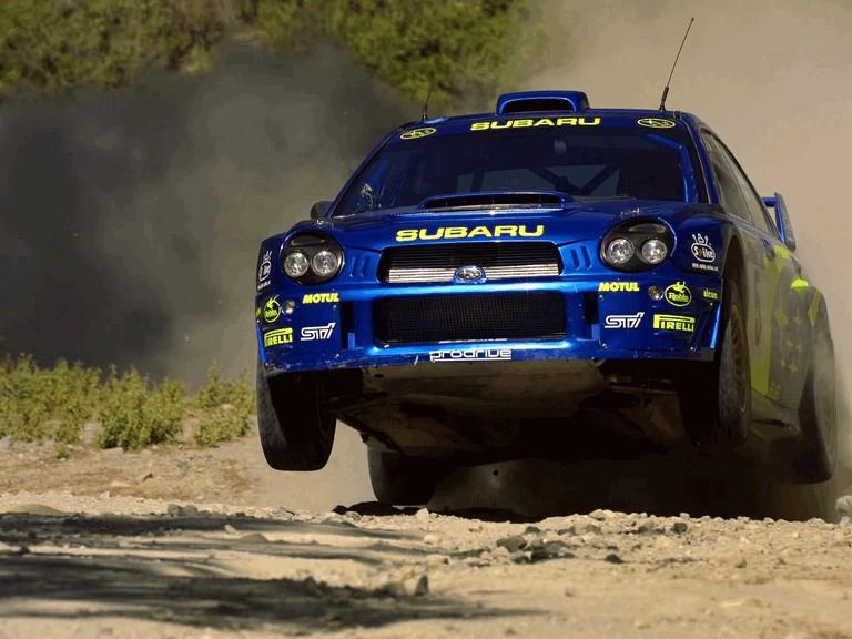 2001 Subaru Impreza WRC 483160