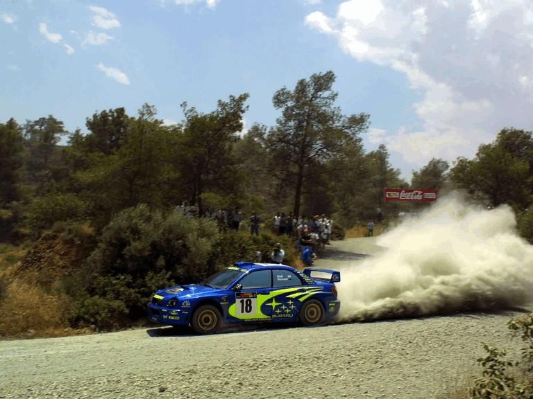 2001 Subaru Impreza WRC 483163
