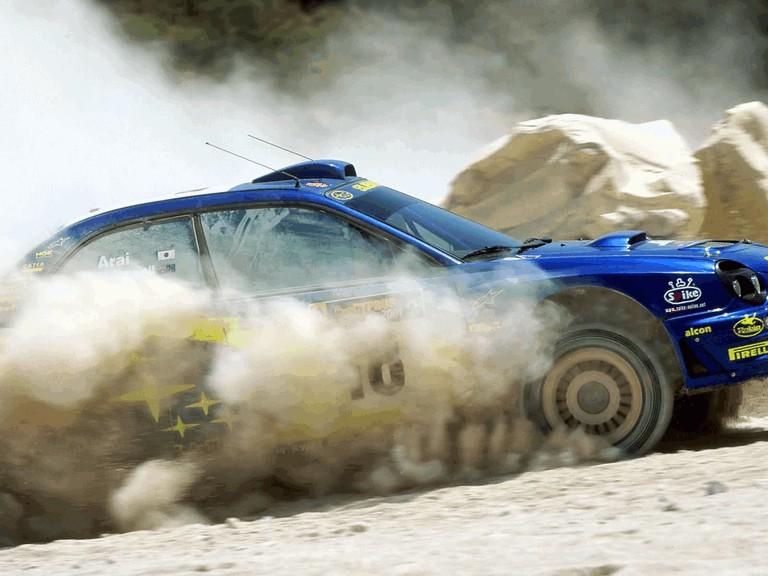 2001 Subaru Impreza WRC 483166