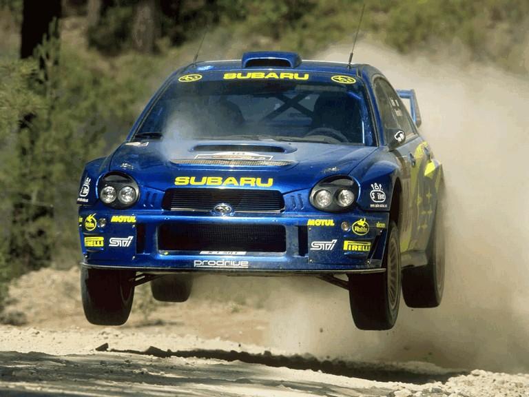 2001 Subaru Impreza WRC 483167
