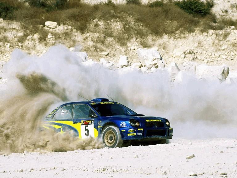2001 Subaru Impreza WRC 483168