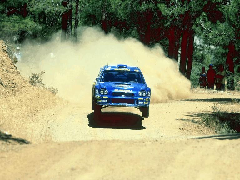 2001 Subaru Impreza WRC 483172