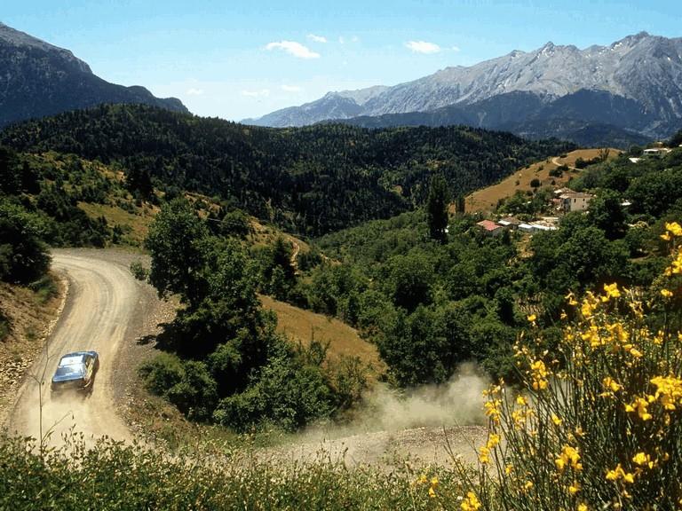 2001 Subaru Impreza WRC 483184