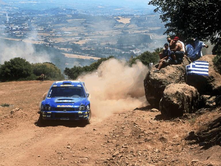 2001 Subaru Impreza WRC 483185