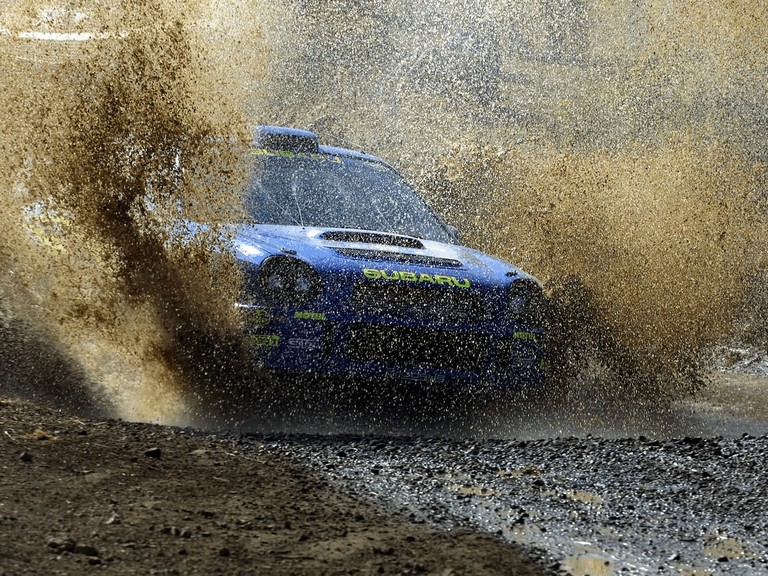 2001 Subaru Impreza WRC 483187