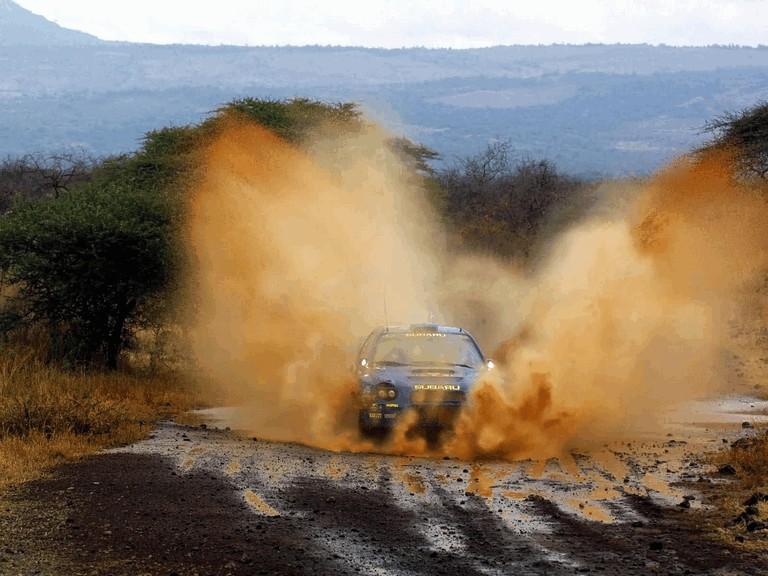 2001 Subaru Impreza WRC 483198