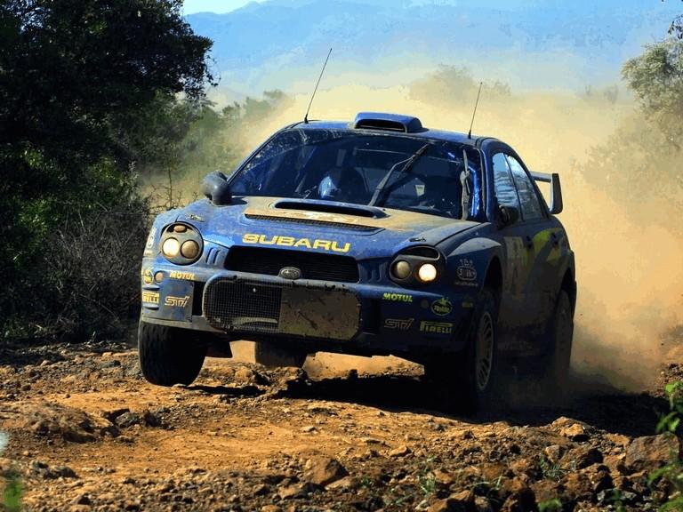 2001 Subaru Impreza WRC 483199