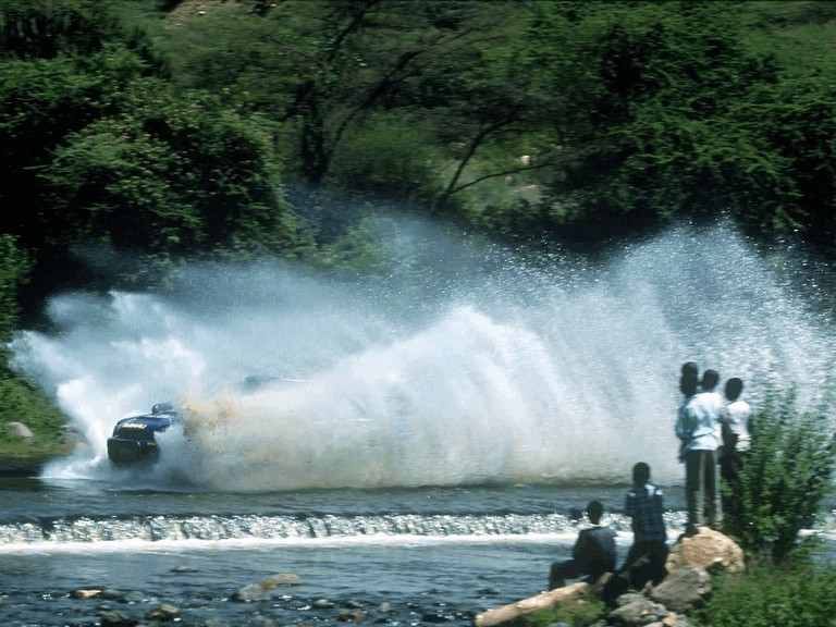 2001 Subaru Impreza WRC 483201