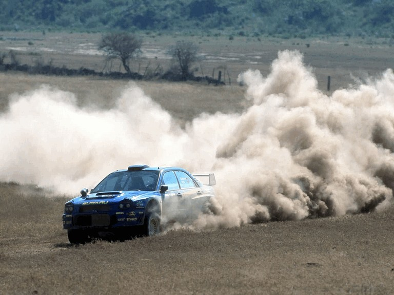 2001 Subaru Impreza WRC 483203