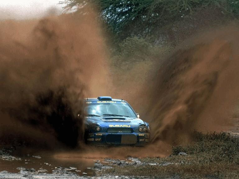 2001 Subaru Impreza WRC 483205