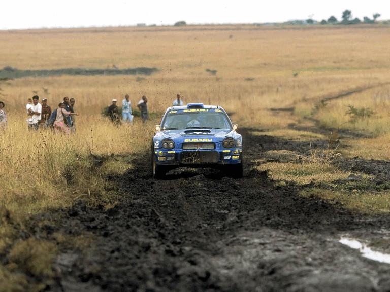 2001 Subaru Impreza WRC 483206