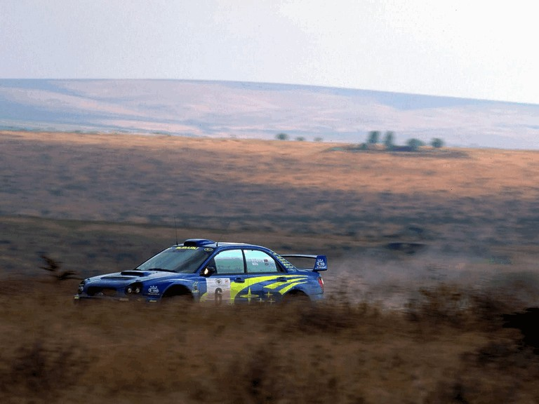 2001 Subaru Impreza WRC 483213