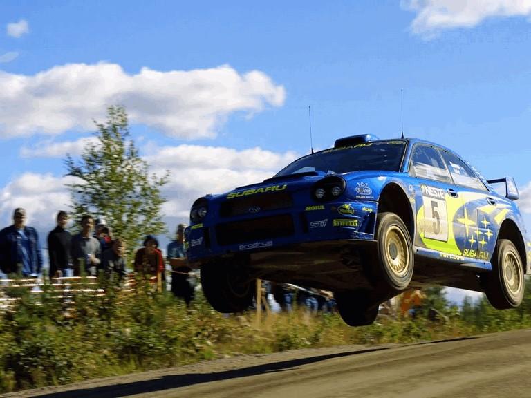 2001 Subaru Impreza WRC 483216