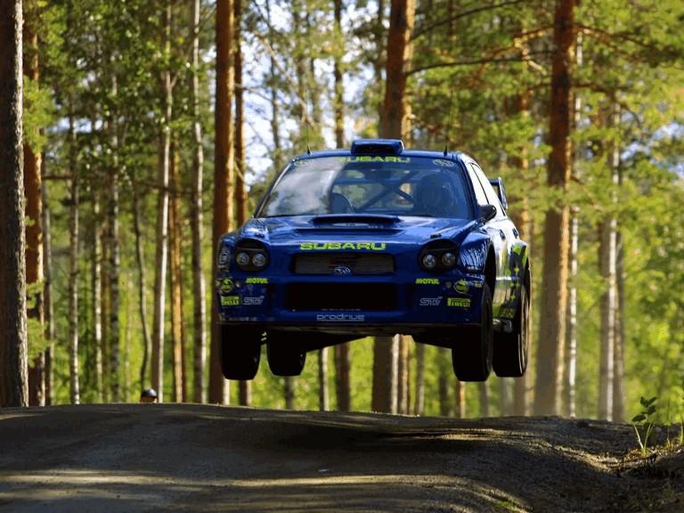 2001 Subaru Impreza WRC 483217
