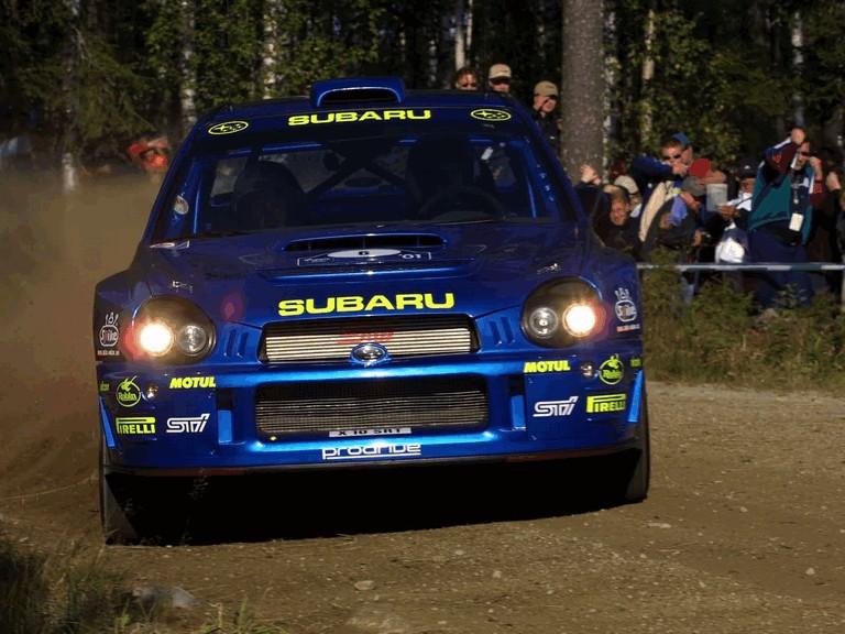 2001 Subaru Impreza WRC 483218