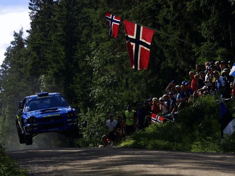 2001 Subaru Impreza WRC 483219