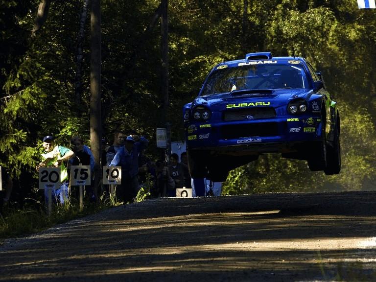 2001 Subaru Impreza WRC 483221
