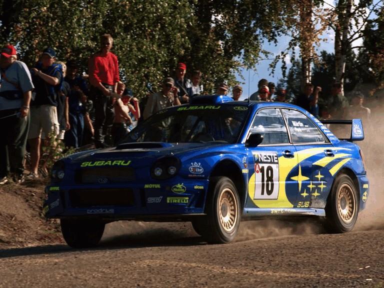 2001 Subaru Impreza WRC 483222