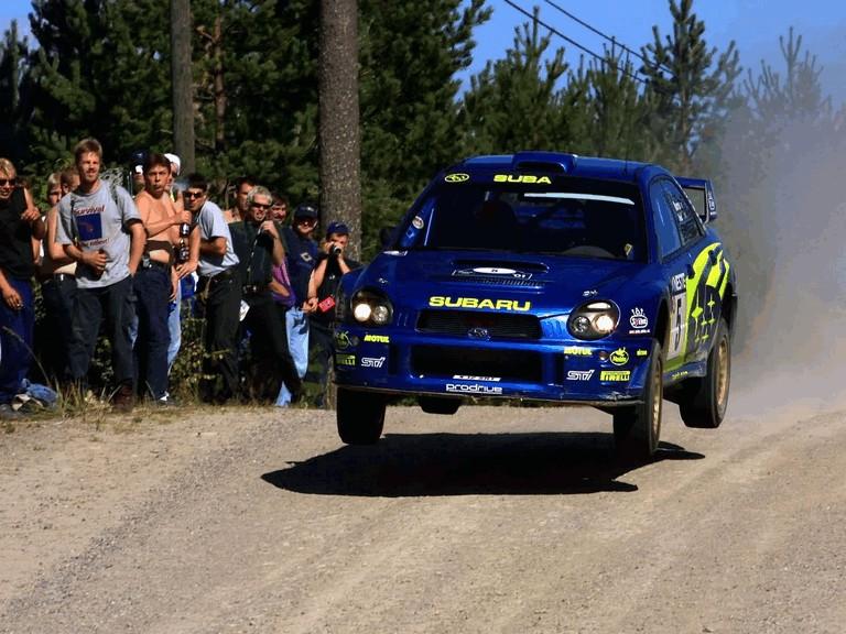 2001 Subaru Impreza WRC 483224