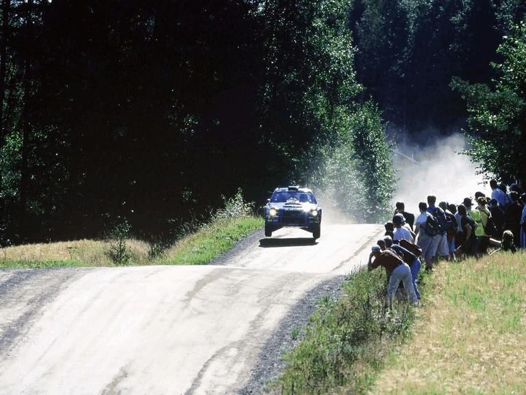 2001 Subaru Impreza WRC 483227