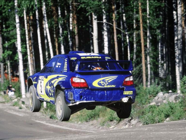 2001 Subaru Impreza WRC 483229