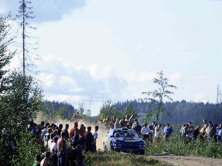 2001 Subaru Impreza WRC 483230