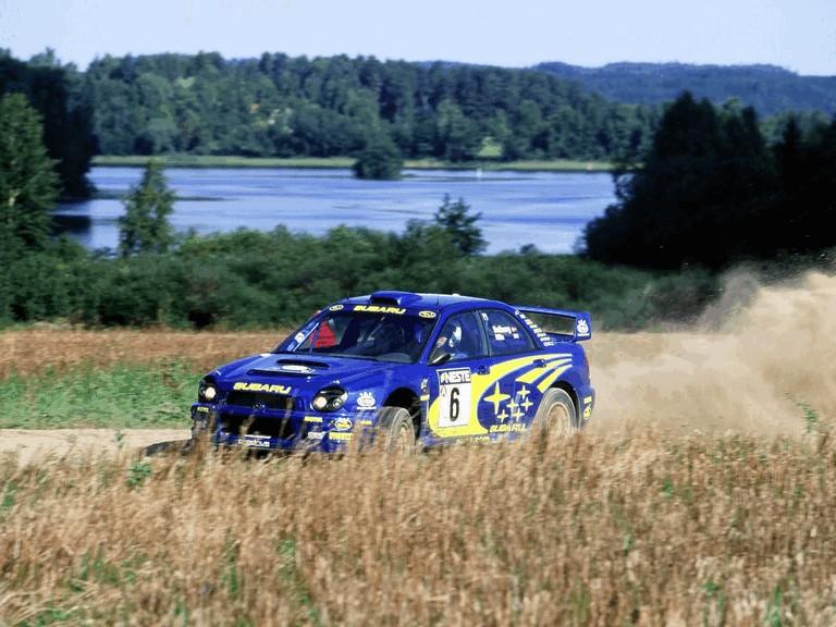 2001 Subaru Impreza WRC 483237
