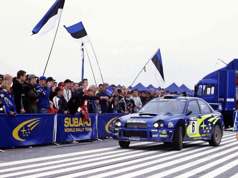 2001 Subaru Impreza WRC 483239