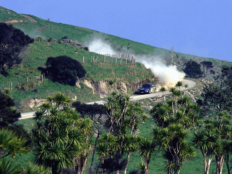 2001 Subaru Impreza WRC 483244