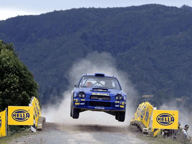 2001 Subaru Impreza WRC 483245