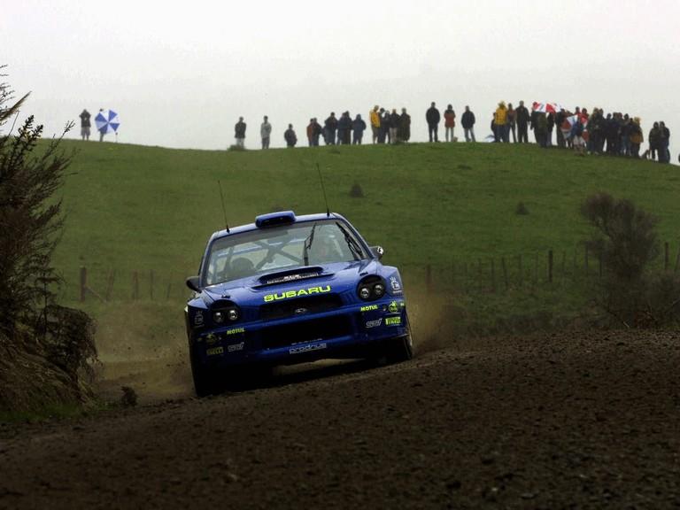 2001 Subaru Impreza WRC 483247