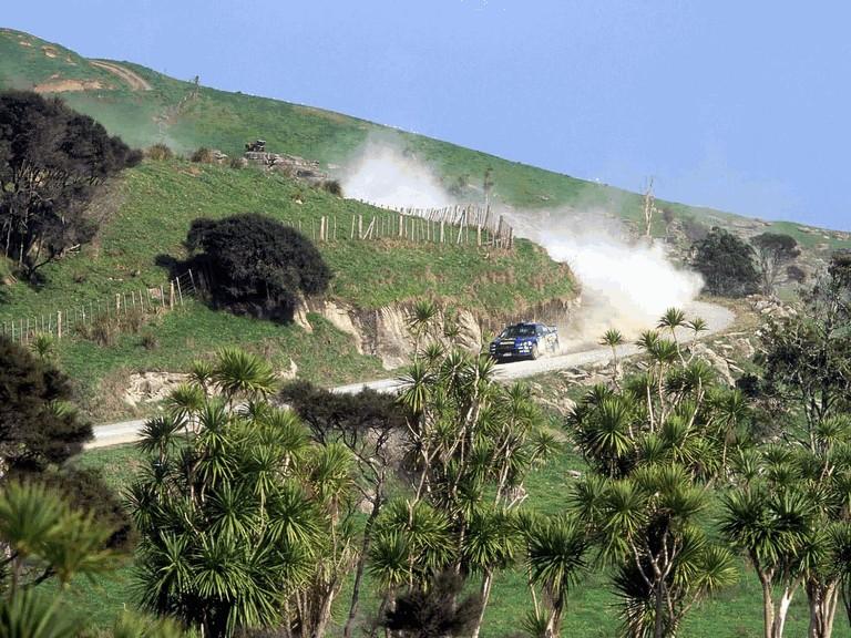 2001 Subaru Impreza WRC 483249