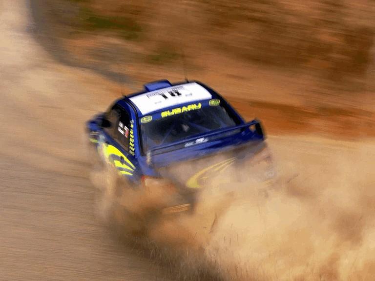 2001 Subaru Impreza WRC 483253