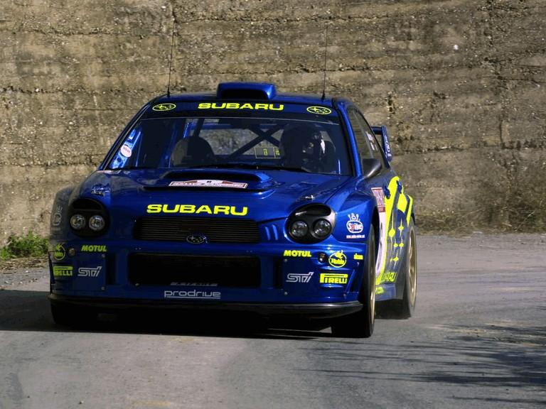 2001 Subaru Impreza WRC 483256