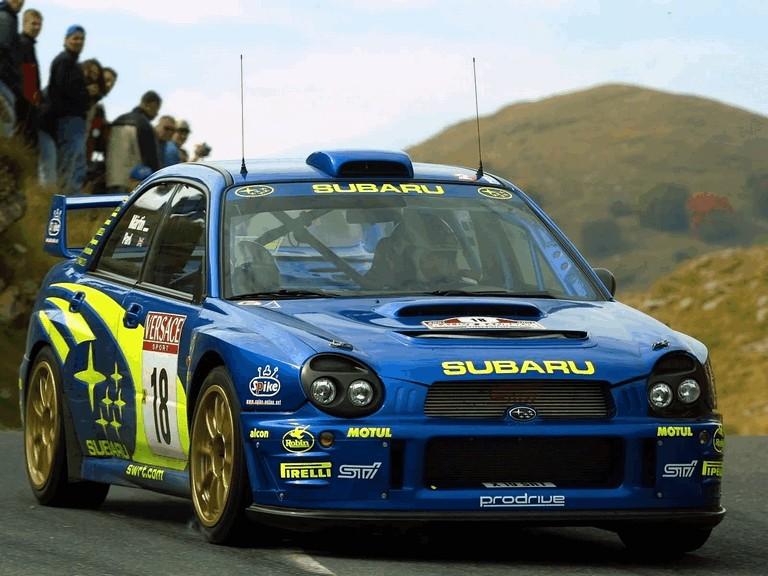 2001 Subaru Impreza WRC 483261