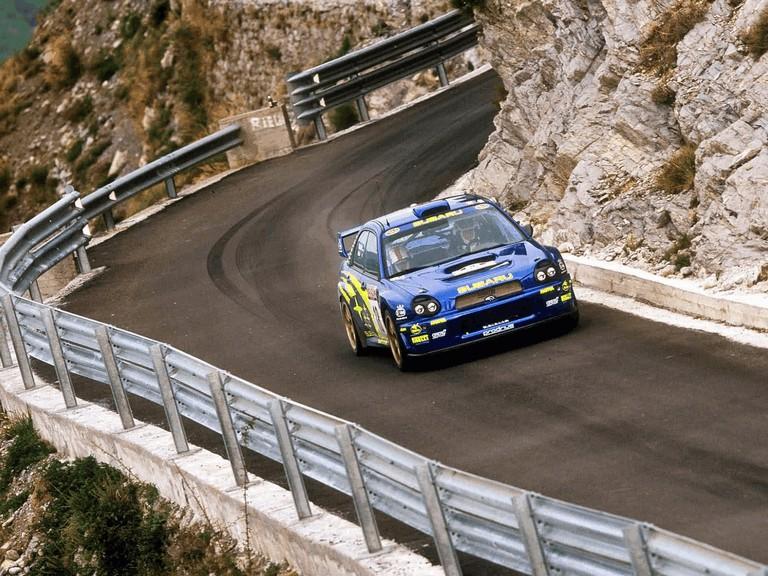 2001 Subaru Impreza WRC 483269