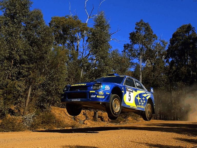 2001 Subaru Impreza WRC 483297