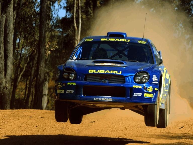 2001 Subaru Impreza WRC 483298